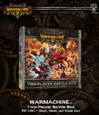 WARMACHINE BATTLE BOX